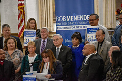 Menendez, Latino Pastors Coalition Kick-Off 2020 Census Campaign, Urge Everyone to Get Counted