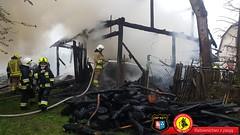 29-04-2020 -  Pożar Bulowice 6