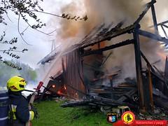 29-04-2020 -  Pożar Bulowice 7
