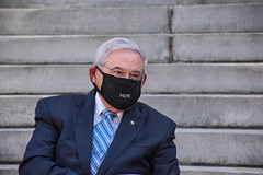 Menendez Lays Out COVID4 Priorities