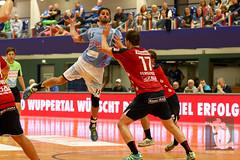 "DHB Pokal Bergischer HC vs. TV Hüttenberg 16.08.2015 094.jpg • <a style=""font-size:0.8em;"" href=""http://www.flickr.com/photos/64442770@N03/20032658604/"" target=""_blank"">View on Flickr</a>"
