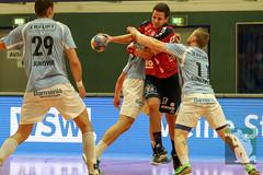 "DHB Pokal Bergischer HC vs. TV Hüttenberg 16.08.2015 038.jpg • <a style=""font-size:0.8em;"" href=""http://www.flickr.com/photos/64442770@N03/20034102663/"" target=""_blank"">View on Flickr</a>"