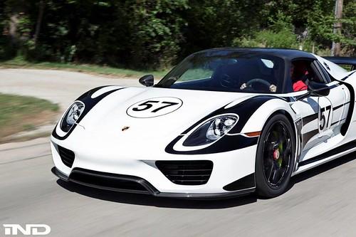 Porsche 918 Spyder by IND Distribution