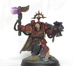 Captain Karlaen (Boston Munson) Tags: 40k warhammer warhammer40k gamesworkshop bloodangels karlaen