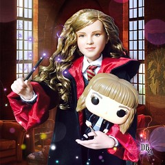 Cuteness Overload with my Tonner Hermione and #FunkoPop Mini Hermione!  (jlantistoys) Tags: toys photography high doll dolls crafts review barbie harrypotter disney collection le after edition mattel tutorial collector hermionegranger youtube store photography hair photography dolls fashion disney edition limited monster collector toys high doll dolls mattel crafts doll collection hair ever review funkopop youtube le disneyboy21 collector disneyboy21 tutorial