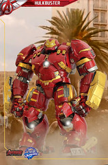Hulkbuster custom by RICK _03 (capcomkai) Tags: rick ironman ultron hulkbuster   avengersage