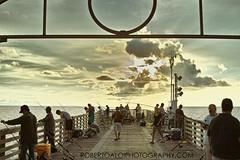 Lake Worth Pier 9-27-15 (Roberto_Aloi) Tags: sunrise sigma southflorida dp2 lakeworthpier nothdr lakeworthbeach