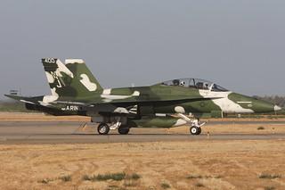 FA-18B 162402 NLC SEPT 4 10