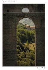 Spoleto - Ponte RomanO (Andrea di Florio (5,000,000 views)) Tags: street nikon ponte romano chiesa e piazza duomo spoleto bianco nero umbria interno torri scultura delle religione d600 lucenaturale andreadiflorio