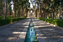 Bagh-e Fin Garden (knet2d) Tags: leica trip travel 35mm garden iran sony middleeast persia palace unesco oriente iranian kashan abyaneh smilax natanz a7r memoriasdeoriente baghefingarden