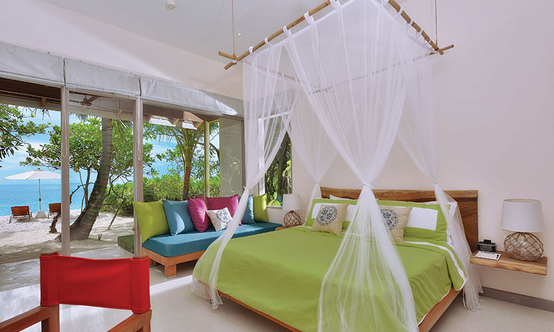 Helengeli Island Resort - Beach Villas