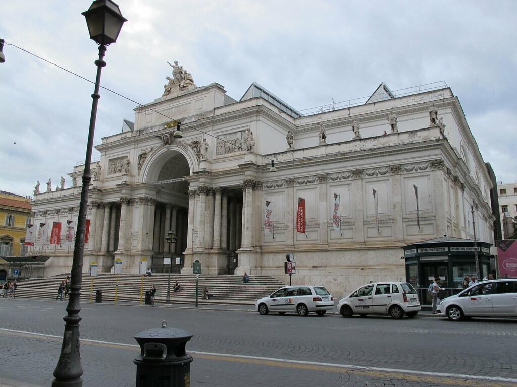 The world 39 s best photos of palazzodelleesposizioni for Palazzo delle esposizioni rome italy