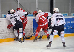 Junghaie vs. Eisbären Juniors Berlin, 2:3 n.V., 03.10.2015