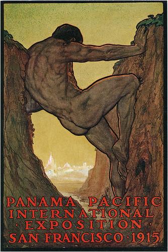 postcard - SF, Pan-Pacific Expo