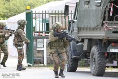 "Exercise "" Active Trip 2015"" (Combat-Camera-Europe) Tags: army exercise belgium be belgian exercises nato armee brigade certification otan nrf nisramont nrfcertification activetrip2015 belgiumarmy2paratrooperparatrooperslight"