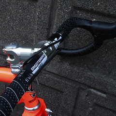 Cyclocross Gangsta V1 additional Canti Brake (starfuckers / Above Bike Store) Tags: gangsta cyclocross swampthings brooklynmachineworks