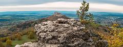 Hohenzollern Panorama (ShimmyGraphy) Tags: panorama germany de landscape deutschland lumix herbst alb horn landschaft burg lichtenstein badenwürttemberg schwäbischealb swabian schwäbische hohenzollern panoroama zeller gh4 zellerhorn shimmygraphy