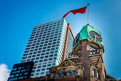 Rotterdam (Weitenberg.....) Tags: rotterdam erasmus hotelnewyork 010 architectuur