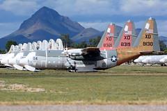159130.DAMA220915 (MarkP51) Tags: arizona plane airplane nikon image aircraft aviation military lockheed boneyard hercules davismonthanafb aviationphotography d7100 amarg lc130r 159130 markp51