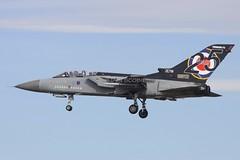 (scobie56) Tags: fighter fife 111 f3 tornado raf leuchars squadron ze791