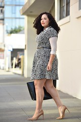 High Style, Affordable Prices (GirlWithCurves) Tags: curlyhair plussize plussizefashion curvyblogger