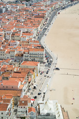 A viewpoint at O Sitio da Nazare (LifeisPixels - Thanks for 5 MILLION views!) Tags: ocean life sea house beach portugal town minolta o sony f45 da pixels viewpoint sitio nazare 100200mm a a99 lifeispixels lifeispixelscom