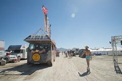 _DSC3803 (menciepom) Tags: city carnival man black art car festival rock photography freedom sand desert culture mirrors playa burning 2015