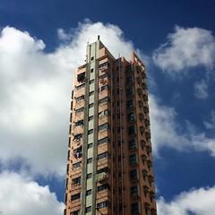 SKYSCRAPER |  HK | 2015 (Leo210321) Tags: hk architecture skyscraper square jordan squareformat nathanroad jordanstation iphoneography instagramapp uploaded:by=instagram latergram igershk igershongkong ighk yumatei ighongkong architecturegs