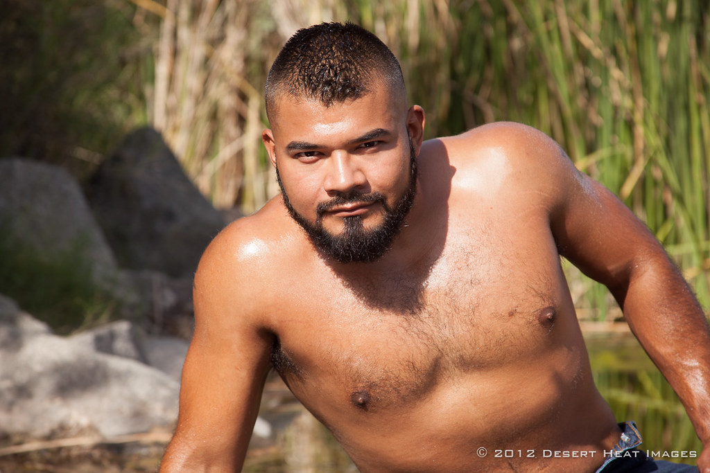 Hairy Gay Latino Men