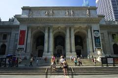 Biblioteka Publiczna w Nowym Jorku | New York Public Library
