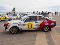 Ford Escort RS1800 (Diabolique). Group 4. (Luis Prez Contreras) Tags: espaa costa ford de spain 4 rally group olympus wrc classics catalunya 51 asphalt fia escort omd salou daurada em1 2015 m43 ss17 diabolique racc rs1800