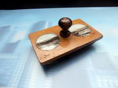 Old & New (Quetzalcoatl002) Tags: old contrast desk antique moderntimes utensil
