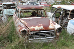 Holden FC Special (jeremyg3030) Tags: cars abandoned yard rust special fc holden wrecking wreckers cooma flynns