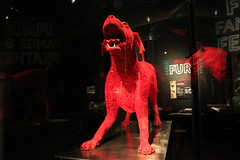 Science World - October 15, 2015 (rieserrano) Tags: dog blood bodyworlds plastination