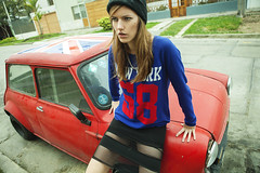 Bored but Swagin' (http://armandorodriguez.pe) Tags: fashion lima moda style editorial styling portafolio