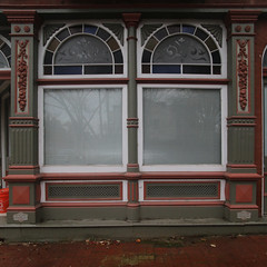 Storefront in LaSalle Park