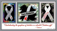 "Understanding the symptoms of diabetes is a valuable Christmas gift."" (martian cat) Tags: christmas inspirational merrychristmas caption allrightsreserved happynewyear motivational diabetes feliznavidad buonnatale motivationalposter glcklichesneuesjahr felizaonuevo bonneanne joyeuxnol kurisumasuomedeto buonanno allrightsreserved  martiancatinjapan allrightsreserved diabetesawareness   diabetesribbon martiancatinjapan martiancatinjapan frhlichiwiehnacht omedettogozaimasu allrightsreserved martiancatinjapan diabetesawarenessandsupport captioncollection"