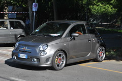 Fiat 595 Turismo Abarth (TAPS91) Tags: fiat solo turismo cuore abarth 2° 595 raduno carburatore