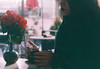 Grains of Love (Batuhan A Priori) Tags: analogphotography analogue analog analoguephotography analogica analogcamera artwork canon canona1 35mm 35mmfilm 35mmfilmphotography exposure film filmphotography filmart filmcamera konica minolta vx100 grain grainsoflove green red tea flower