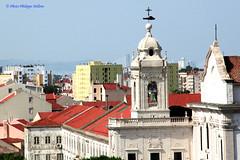 Lisbonne © encore un regard sur la ville depuis le Castelo