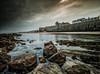 Saint Malo (erictrehet) Tags: bretagne britain illeetvilaine nikon nikkor d80 tamron 1024 hoya texture extérieur saintmalo sea