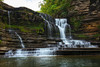 Cummins Falls 2 (John C. House) Tags: everydaymiracles aurora nikon waterfall motion water cumminsfalls tennessee mountains d810 johnchouse nik