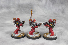 WB flamers 06 (Celsork) Tags: word bearers 30k legion legionary warhammer troop flamers support unit horusheresy heresy games workshop forge world colchis