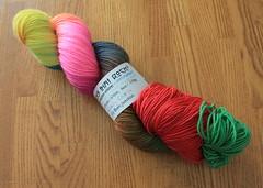 Blue Moon Fibers Socks That Rock Mediumweight (ChaucerCat) Tags: eatsleepknit knit knitting yarn ravelry esk sock bluemoonfibers socksthatrock