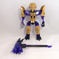 Makuta, The Mask Maker (2.0) 08 (MrBoltTron) Tags: lego bionicle moc revamp 20 makuta mask maker control okoto