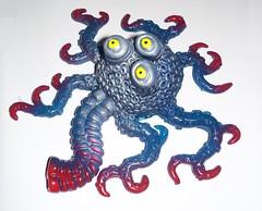 The Greeb (Astronit) Tags: zacamendolia greeb rubber ugly monster tentacles creature zac amendolia