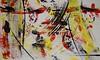 DSC_0929 (RobertPlojetz) Tags: plojetz robert robertplojetz print printmaking monoprint art paper acrylic abstract
