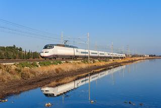 S101-22 - 9731 Marseille - Madrid