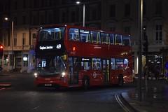 Abellio London Alexander Dennis Enviro400H MMC (2538 - YY16 YKE) 49 (London Bus Breh) Tags: abellio abelliolondon alexander dennis alexanderdennis alexanderdennislimited adl alexanderdennisenviro400hmmc enviro400hmmc e400hmmc e40h mmc 2538 yy16yke 16reg london buses londonbuses bus londonbusesroute49 route49 southkensington southkensingtonstation oldbromptonroad tfl transportforlondon