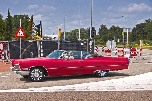 Cadillac DeVille Convertible 1968 (0236)